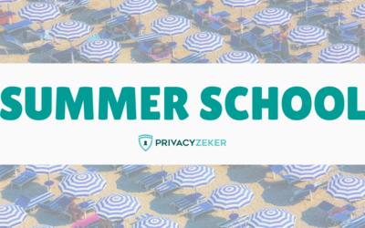 De Privacy Zeker Summer School presenteert…